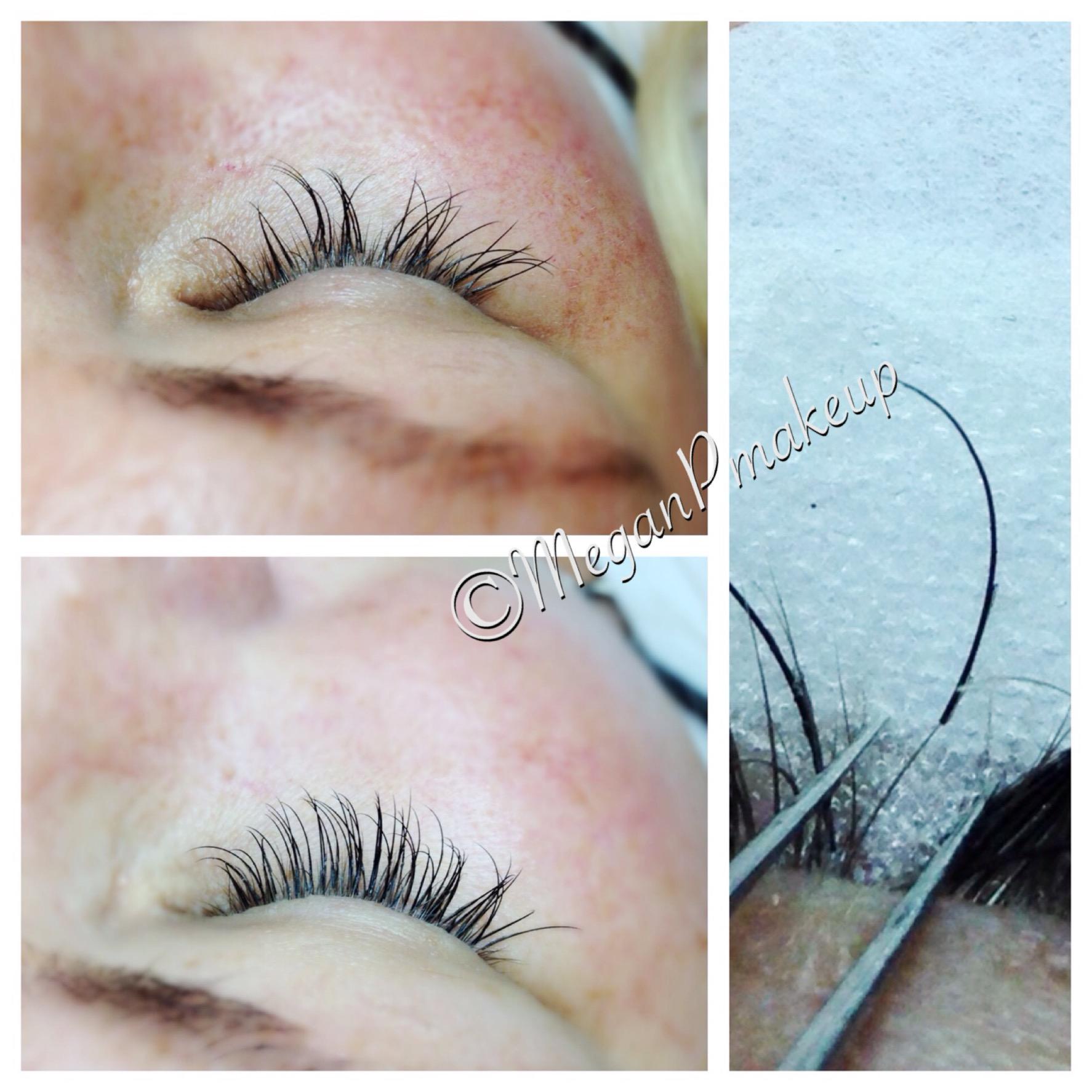 Eyelash Extensions 101 Megan P Makeup
